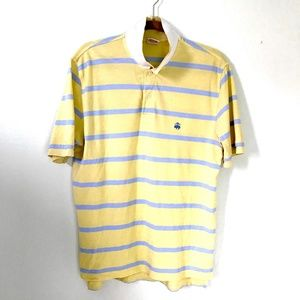 Vintage Brooks Brothers*  Striped Polo Shirt M.